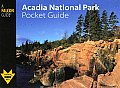 Acadia National Park Pocket Guide Cover