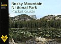 Rocky Mountain National Park Pocket Guide Cover