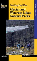 Best Easy Day Hikes Glacier and Waterton Lakes National Parks, 2nd