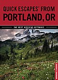 Quick Escapes From Portland Oregon