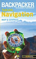 Backpacker Magazine's Trailside Navigation: Map and Compass Cover