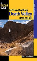 Best Easy Day Hikes Death Valley National Park, 2nd (Best Easy Day Hikes) Cover