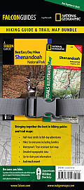 Best Easy Day Hikes: Shenandoah National Park Bundle [With Map]