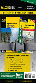 Best Easy Day Hiking Guide and Trail Map Bundle: Yellowstone National Park [With Map]