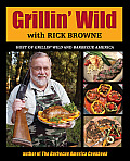 Grillin' Wild Cover