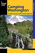 Camping Washington 2nd Edition