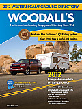 Woodall's Western America Campground Directory, 2012 (Woodall's Campground Directory: Western Ed.)