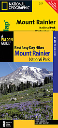 Best Easy Day Hikes Mount Rainier National Park [With Map] (Falcon Guides Where to Hike) Cover
