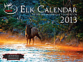 The 2013 Elk Calendar Cover