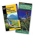 Hiking Guide & Trail Map Bundle: Glacier and Waterton National Parks [With Map]