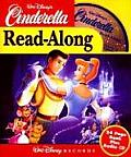 Disney's Cinderella: With CD (Disney Read Alongs- Singles)