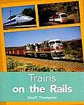 Pmp Tur N/F Trains on Rails Is (PMS)