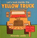Lets Look Inside The Yellow Truck