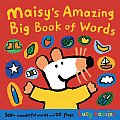 Maisy's Amazing Big Book of Words (Maisy) Cover