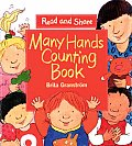 Many Hands Counting Book (Read and Share)