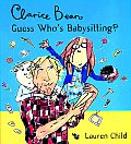 Clarice Bean Guess Whos Babysitting
