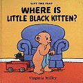 Where Is Little Black Kitten Lift The Fl
