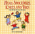 Head, Shoulders, Knees, and Toes and Other Action Counting Rhymes