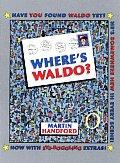 Wheres Waldo Book & Mini Magnifier Lens