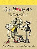 Judy Moody, M.D.: The Doctor Is In! Cover