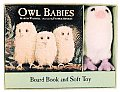 Owl Babies: Book and Toy Gift Set [With Stuffed Owl]