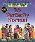 It's Perfectly Normal: A Book about Changing Bodies, Growing Up, Sex, and Sexual Health Cover