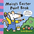 Maisy's Easter Paint Book Cover