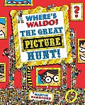 Where's Waldo? the Great Picture Hunt (Waldo) Cover