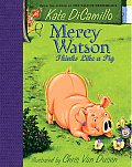 Mercy Watson Thinks Like a Pig (Mercy Watson) Cover