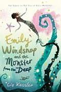 Emily Windsnap and the Monster from the Deep (Emily Windsnap) Cover