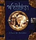The Wizardology Handbook: A Course for Apprentices with Map (Ologies) Cover