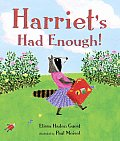 Harriet's Had Enough! Cover