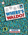 Where's Waldo? #1: Where's Waldo? Cover