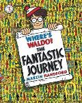 Where's Waldo? #03: Where's Waldo? the Fantastic Journey Cover