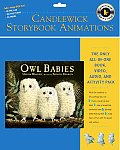 Owl Babies [With Stickers and Interactive Poster and CD (Audio) and Hardcover Book]