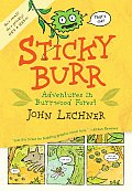 Sticky Burr: Adventures in Burrwood Forest Cover