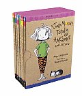 Judy Moody Totally Awesome Collection Books 1 6