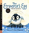 The Emperor's Egg with CD (Audio) (Read, Listen, & Wonder)