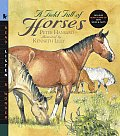 A Field Full of Horses [With Read-Along CD]