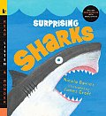 Surprising Sharks [With Read-Along CD]