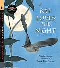 Bat Loves the Night [With Read-Along CD]