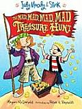 Judy Moody & Stink: The Mad, Mad, Mad, Mad Treasure Hunt (Judy Moody) Cover