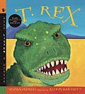 T. Rex with Audio: Read, Listen, & Wonder (Read, Listen, & Wonder)