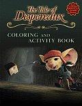 Tale of Despereaux Coloring & Activity Book