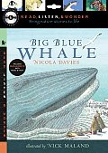 Big Blue Whale with Audio, Peggable: Read, Listen, & Wonder (Read, Listen, & Wonder)