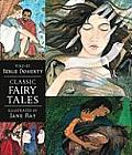 Classic Fairy Tales (Candlewick Illustrated Classics) Cover