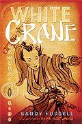 Samurai Kids 01 White Crane