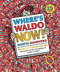 Wheres Waldo Now The 25th Anniversary Edition