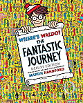Where's Waldo? the Fantastic Journey (Where's Waldo?) Cover