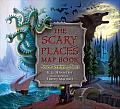 The Scary Places Map Book: Seven Terrifying Tours
